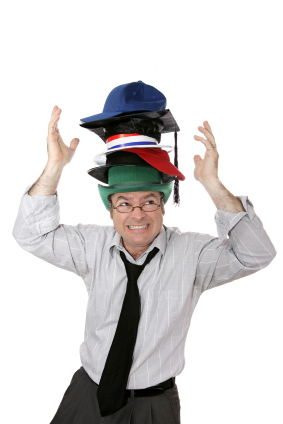self plagiarism many hats
