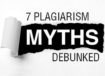 plagiarism-myths