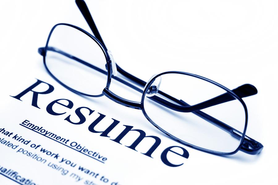 bigstock-Resume-15145763