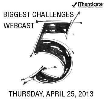 five biggest challenges webcast