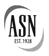 American Society for Nutrition Logo