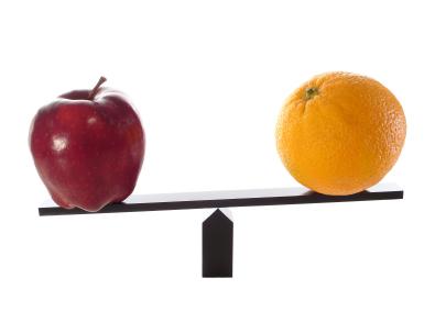 appl-orange-comparison