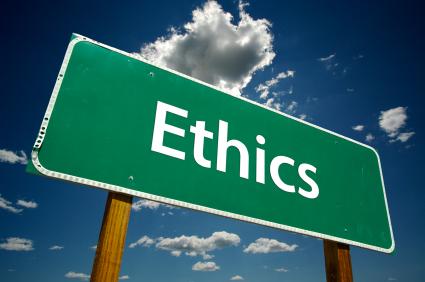 ethics plagiarism copyright