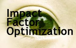 impact factor optimization